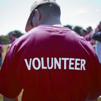 volunteer realized worth employee engagement professional development