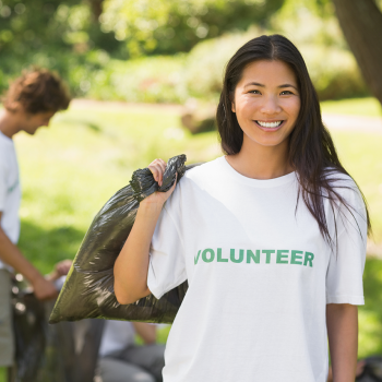 What Happens to Employees when They Start Volunteering?