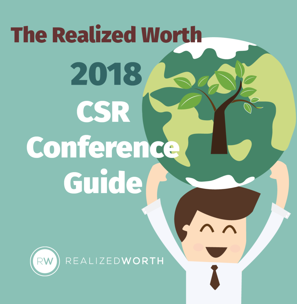 The Realized Worth 2018 CSR Conference Guide