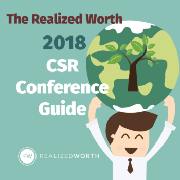 CSR conference guide realized worth 2018